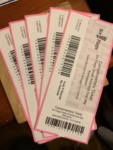 Great America fright fest tickets in Naperville, Illinois