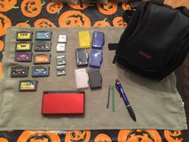 Nintendo DS Bundle RED LOWER PRICE in Bolingbrook, Illinois