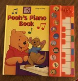 Pooh's Piano Book in Fort Campbell, Kentucky
