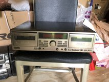 JVC Dual Tape Deck Recorder/Player in Fort Campbell, Kentucky