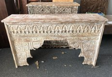Antique Fireplace Decorative Surround Mantle Console in 29 Palms, California