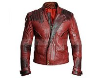 Guardians Of The Galaxy 2 Star Lord Leather Jacket in Bellaire, Texas