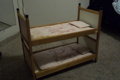 Vintage Doll Bunk Beds in Baytown, Texas