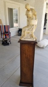 statue with stand (6') in 29 Palms, California