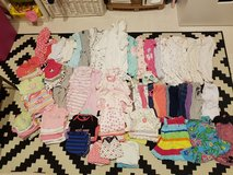 0-3 months baby girl clothes lot in Okinawa, Japan