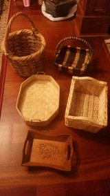Baskets - Great for Halloween Fruits or Vegetables in St. Charles, Illinois