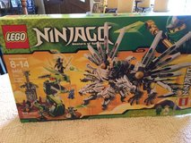 Ninjago LEGO set in Tomball, Texas