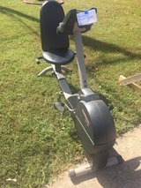 Recumbent exercise bike in Fort Campbell, Kentucky