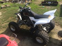 2003 Yamaha raptor 660 4 wheeler in Camp Lejeune, North Carolina
