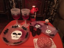 Halloween Lot~ Spooky Dinner Table Decor in Houston, Texas