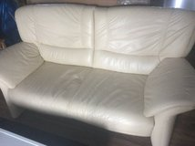 Leather sofa in Wiesbaden, GE
