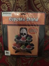 Halloween Cup Cake Stand- NEW (cardboard) in Houston, Texas