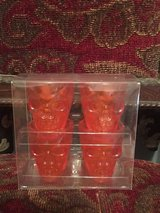 Skull Shot Glass Set- NEW (plastic) in Houston, Texas