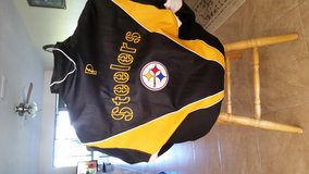 Pittsburg Steelers jacket mens medium in Tampa, Florida