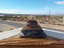 Orgonite in 29 Palms, California