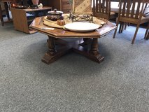 Octagon Coffee Table in Oswego, Illinois