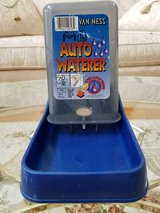 Brand New Condition Van Ness Plastic Molding Automatic Pet Waterer 6 Liter in Plainfield, Illinois