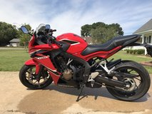 2018 Honda CBR650F in Goldsboro, North Carolina