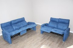 Blue Electric Recliner- Theater room FREE DELIVERY in Kingwood, Texas