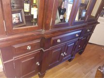 China cabinet in Norfolk, Virginia