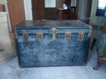 Vintage trunk in Schaumburg, Illinois
