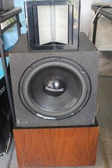 Heil ESS amt1 First Generation Loudspeakers - pair in Lockport, Illinois