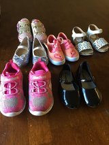 Twinkle toes & Cat & Jack toddler shoes in Travis AFB, California