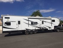Like-New 2014 Eclipse Iconic 3316mc 5th Wheel Trailer in Riverside, California