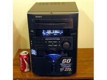 Sony Compact Stereo AV Surround Sound System -- Main Unit in Plainfield, Illinois