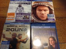 Blu-RAY + DVD + Digital HD in Yucca Valley, California