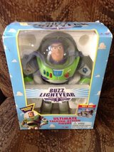 Buzz Lightyear ultimate talking action figure in Yucca Valley, California
