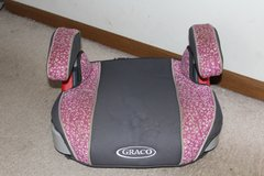 Backless Booster Car Seat in Naperville, Illinois