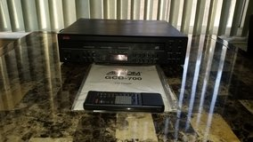 Adcom GCD-700 CD Player/ 5 disc in Fort Bliss, Texas