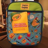 Crayola Lunch Bag in St. Charles, Illinois