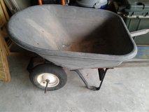 Wheelbarrow in Fort Belvoir, Virginia