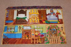 Fun Children's Flannel Board Set - Goldilocks and the 3 Bears in Westmont, Illinois