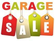 Cleaning out the Garage! Driveway Sale Saturday 10/13 & Sunday 10/14   9-3 in Lockport, Illinois