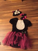Kitty dress Halloween costume Sz 12-14 big girls in Naperville, Illinois