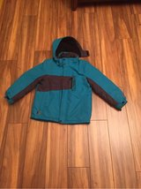 light hooded jacket boys Sz 10-12 in Morris, Illinois
