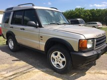 2001 Land Rover in San Antonio, Texas