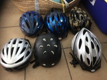 Helmets, Bicycle and Skateboard - 8$ each in Okinawa, Japan