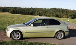 Automatic 2003 BMW 318is in Spangdahlem, Germany