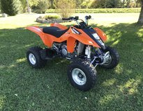 06 Kawasaki KFX 400 in Fort Leonard Wood, Missouri