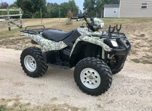 05 Suzuki Vinson 500 4x4 in Fort Leonard Wood, Missouri