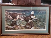 """""""The Gathering"""" Cynthie Fisher, Ducks Unlimited Print Signed/numbered in Warner Robins, Georgia"""