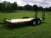 Trailers Single Axel, Tandems, and Flatbeds Starting @ in Fort Campbell, Kentucky