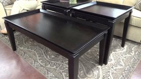 Coffee and End Table Set in Fort Rucker, Alabama