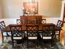 new dining room table/chairs/ buffet in Pleasant View, Tennessee