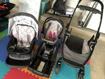 Graco Modes Click Connect Travel System - Francesca in Lackland AFB, Texas