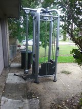 Elite Fitness Home gym in Leesville, Louisiana